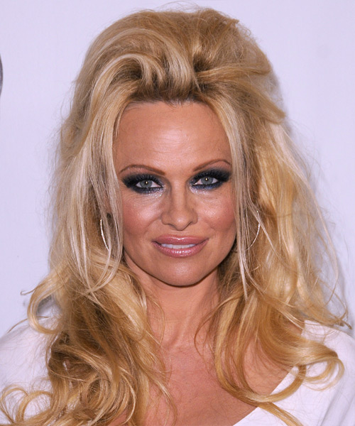 Pamela Anderson Hairstyles Hair Cuts And Colors
