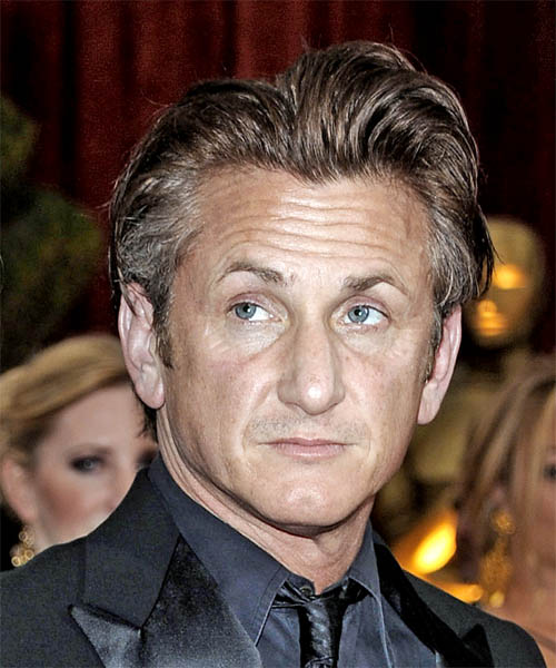 Sean Penn Hairstyles In 2018