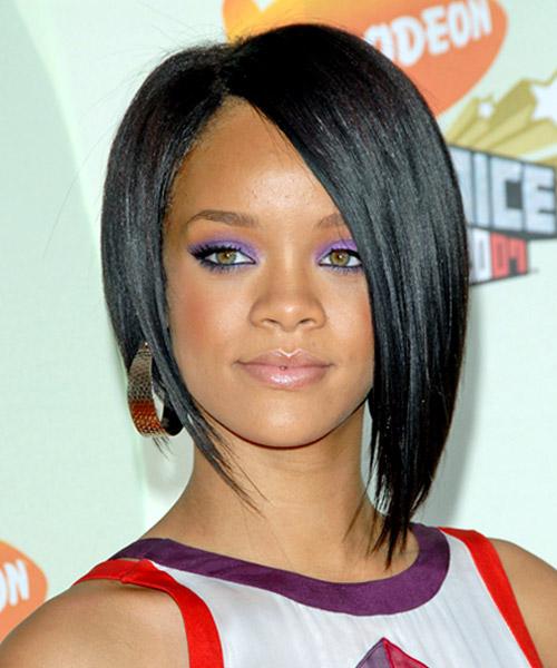 Rihanna Hairstyle Ideas