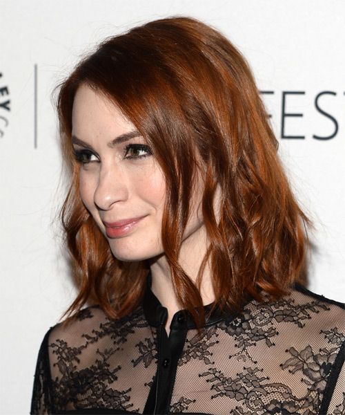 Felicia Day Hairstyles Gallery