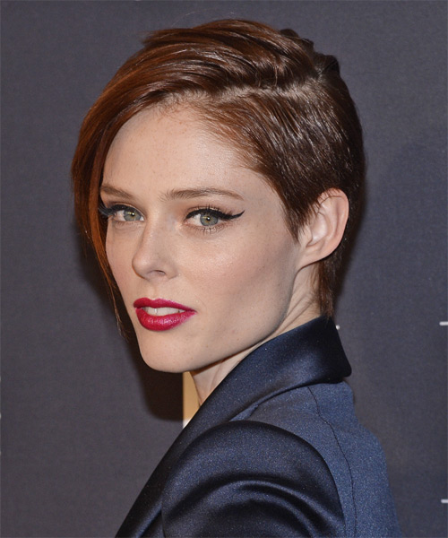 Coco Rocha Hairstyles In 2018