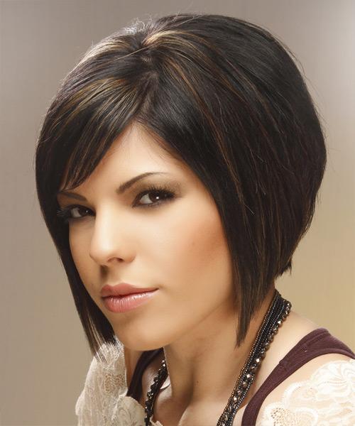 Image Result For Side Swept Bangs Black Hair
