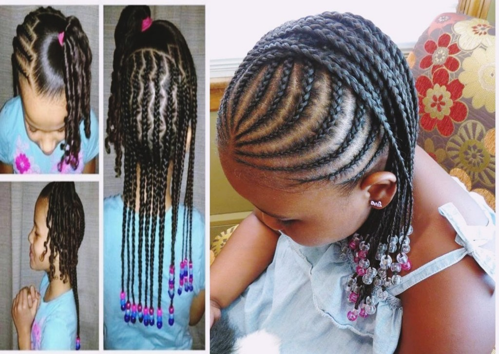 Kids Hairstyle For Girls TRENDY HAIRSTYLE Black Girls
