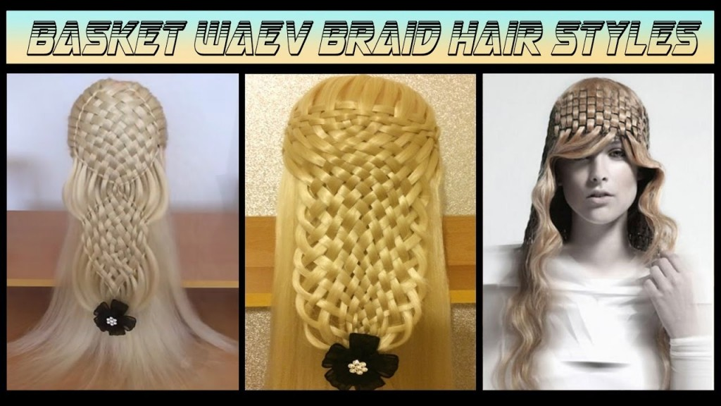 Basket Weave Braids Hairstyles Hair Braiding Styles 2017