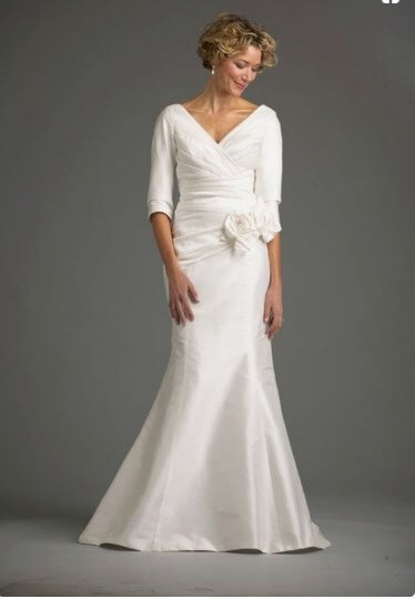 Wedding Dresses For Brides Over 60 Amp 65 Trendy