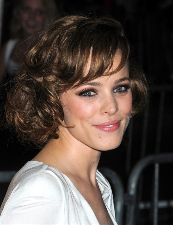 Short Curly Romantic Hairstyles Beauty Riot Haircuts For Oval Faces Thick