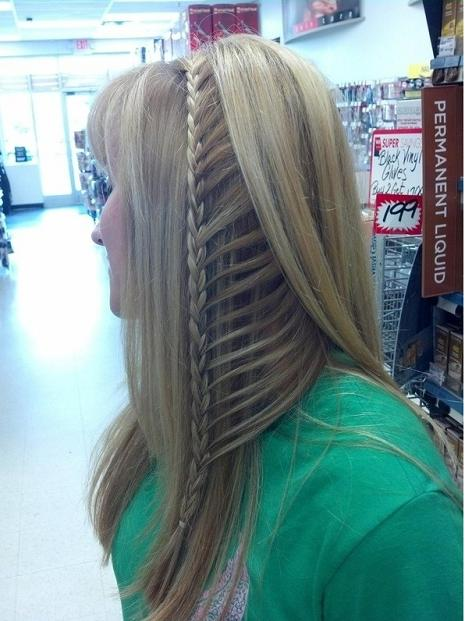 Ladder Braid Hairstyles How To