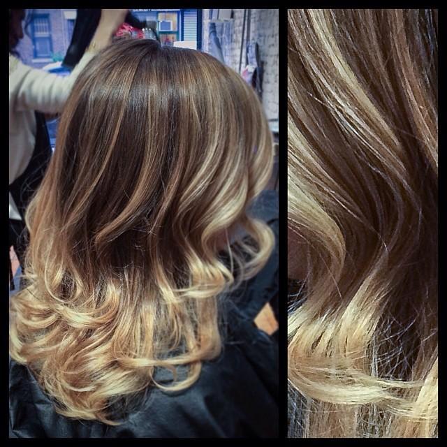 Blonde Balayage Hairstyles How To