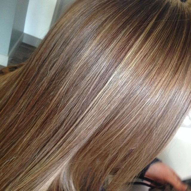 Highlighted Hair Hairstyles How To