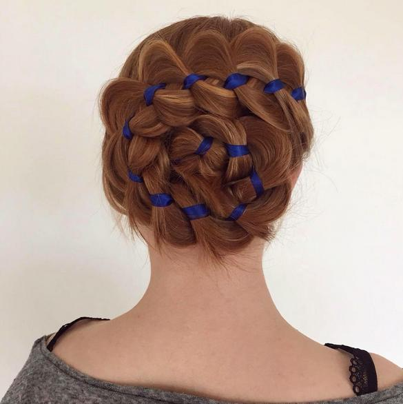 5 Pretty Braided Hairstyles For School Hairstyles How To