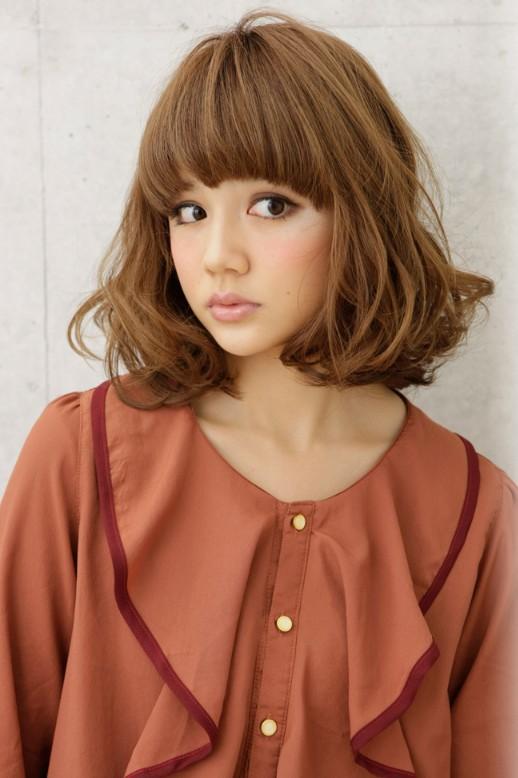 kawaii Japanese hairstyles