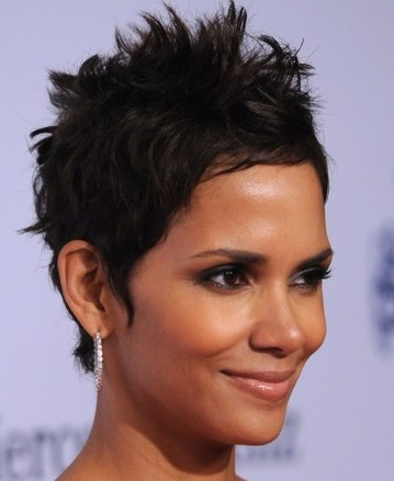 Short Spiky Haircut