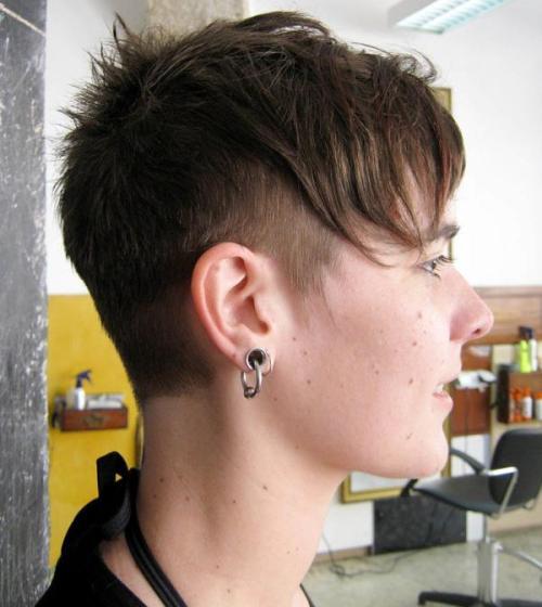 Short Cool Haircut
