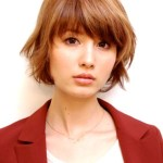 2012 Short Japanese Haircut