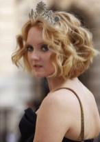 2013 Short Wavy Hairstyle