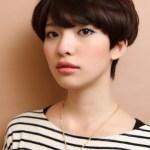 2013 Stylish Japanese Hairstyle