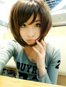 Asian Bob Hairstyle for 2014