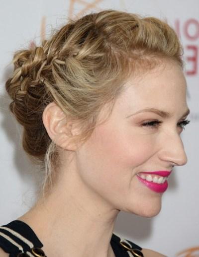 Beth Reisgraf Braided Hairstyle