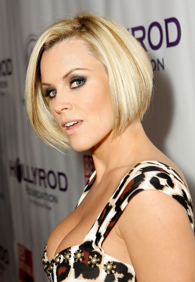 Celebrity Short Inverted Bob Hairstyle for women