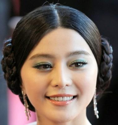 Chinese Braided Bun