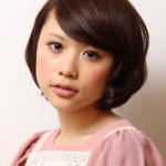 Classic Asian Hairstyle