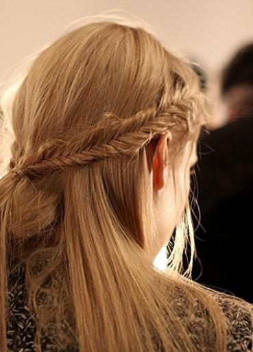 Cute Fishtail Braid
