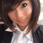 Cute Japanese Girl Bob Hairstyle