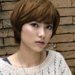Cute Short Japanese Haircut for Women