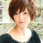 Layered Japanese Hairstyle