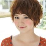 Popular Short Japanese Hair style for girls