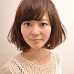 Popular Short Japanese Hairstyle for Women