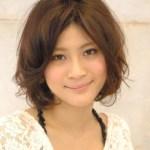 Romantic Japanese Hairstyle