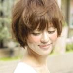 Short Asian haircut 2013