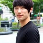 Short Korean Haircut for Guys