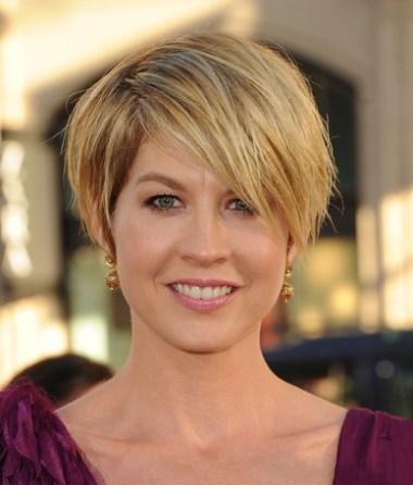 Short Messy Haircut for Women