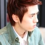 2013 Haircut for men: Trendy Korean Haircut for Men