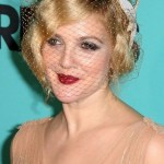 Finger waves hairstyle for wedding