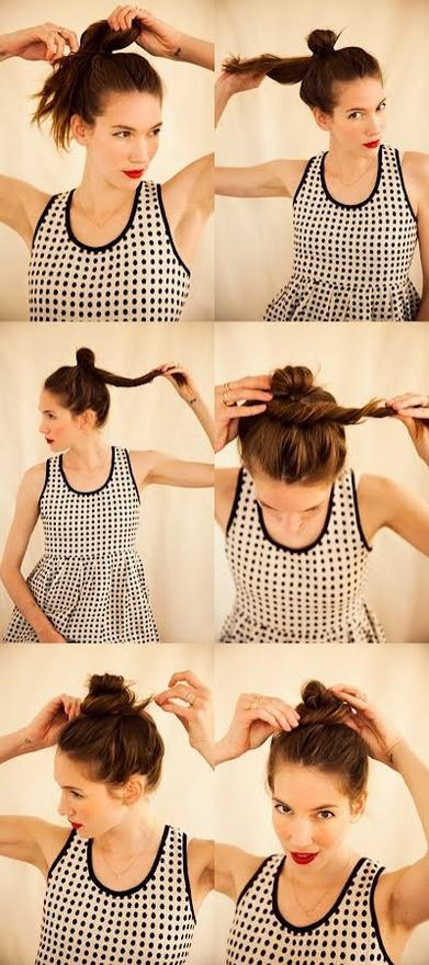 Braiding Tutorials: how to braid your hair (7)