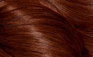 Hair Color Chart: Medium Auburn