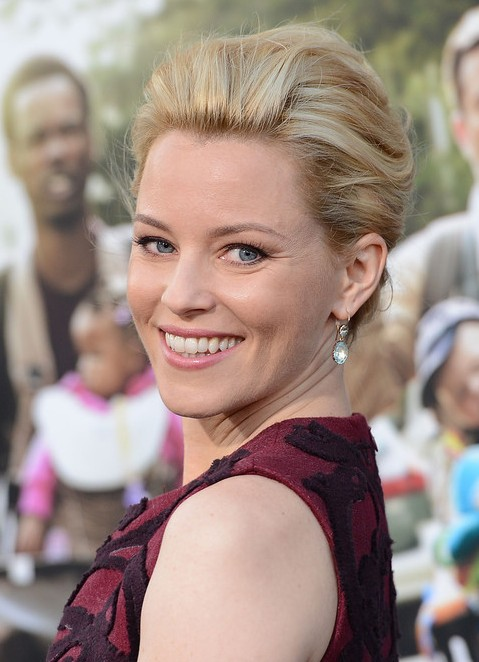 Best French Twist - Elizabeth Banks Lovely Ladylike French Twist
