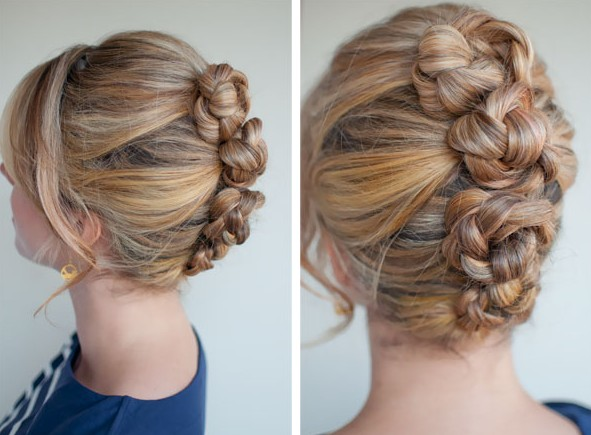 Braid Hairstyles 2013