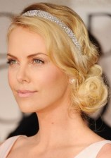 2013 Wedding Hairstyles: Beautiful Loose Bun Hairstyles for Wedding