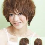 Cute Asian bob hairstyle 2013