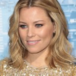 Elizabeth Banks Shoulder Length Hairstyle with Waves