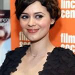 Emilie Simon Braided Updo Hairstyles 2013