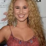Haley Reinhart Long Naturally Curls