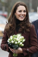 Kate Middleton Curly Hairstyles