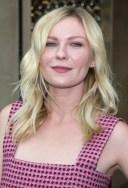 Kirsten Dunst Medium Wavy Hairstyle