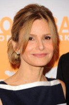 2013 Hairstyles for Prom: Kyra Sedgwick Loose Casual Updo for Prom