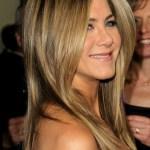 Jennifer Aniston Long Length Hairstyles